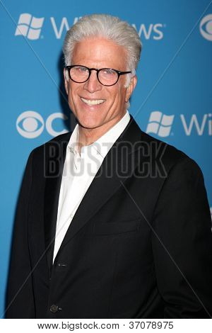 LOS ANGELES - SEP 15:  Ted Danson arrives at the CBS 2012 Fall Premiere Party  at Greystone Manor on September 15, 2012 in Los Angeles, CA