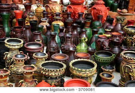 Kunsthandwerk von Indien