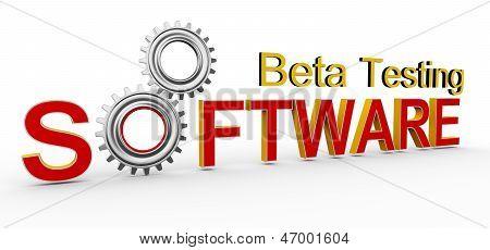 3D Software Beta Testing