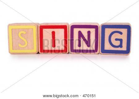 Sing Blocks