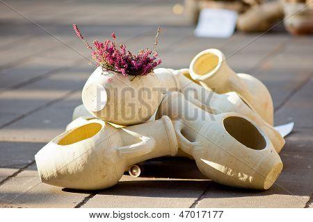 Clay Amphoras