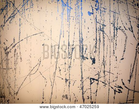 Grunge Brown Metal Texture Background