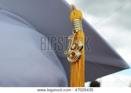 Graduation Cap & Tassel