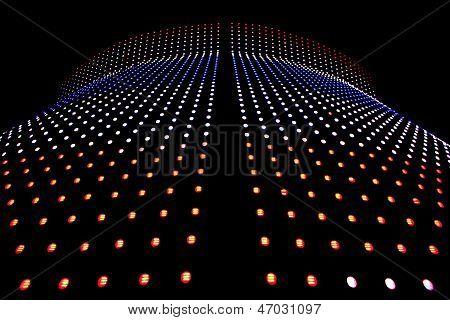 Stretch Of Led Lights