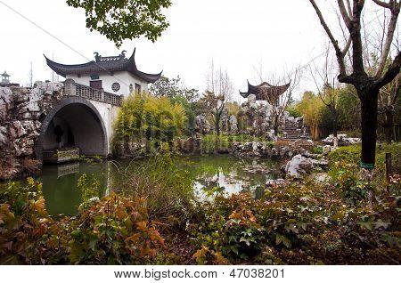 Kezhi Garden, Zhujiajiao, Shanghai, China