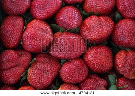 Strawberry Backgound
