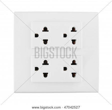 Electrical Outlet (socket Plug)