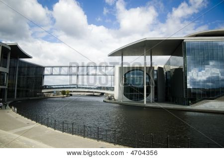 Berlin Parliament Building