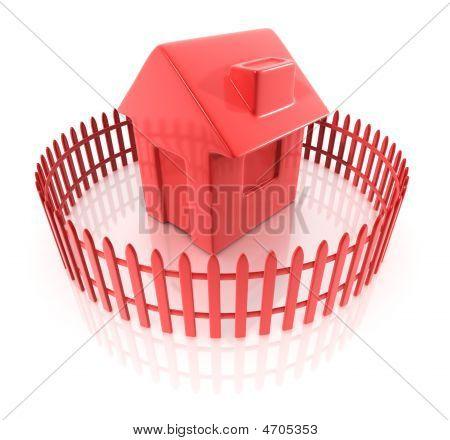 Enclosure House