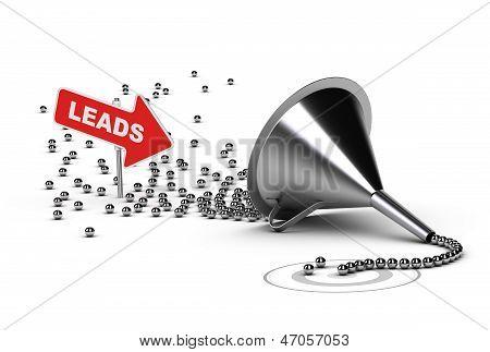 Qualificação de vendas conduz, vendas qualificadas