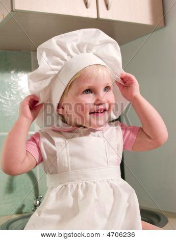 Girl Holds For Hubcap