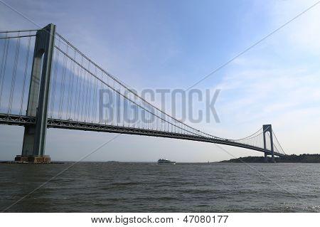Verrazano Bridge in New York