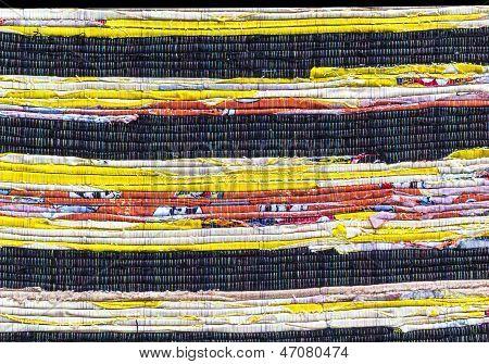 Fabric Alternation Texture Pattern