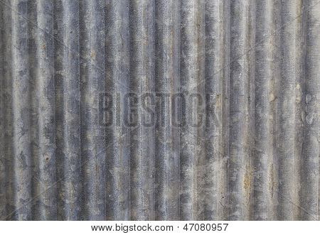 Galvanized Iron Sheet Texture