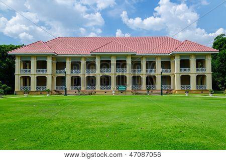 Bang Pa-in Palace, Ayuthaya, Thailand
