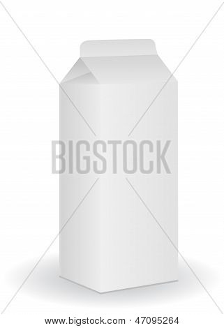 Caja de leche