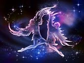 picture of horoscope  - Gemini is an air Sign - JPG