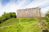 Постер, плакат: Замок Дун Стирлингшайр Шотландия