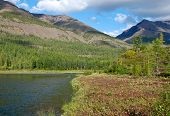 pic of taimyr  - The end of the summer on the Putorana plateau - JPG