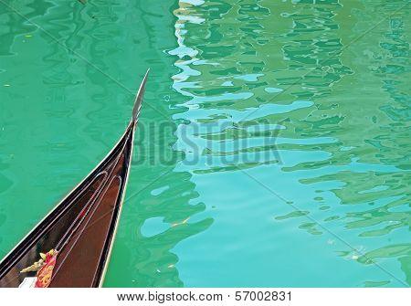 Gondola Prow