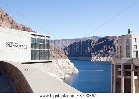 Hoover Dam Spillway House Event Center