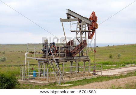 Oil Produce Plant