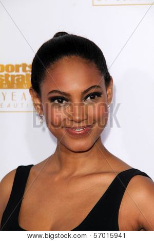 LOS ANGELES - JAN 14:  Ariel Meredith at the 50th Anniversary Of Sports Illustrated Swimsuit Issue at Dolby Theater on January 14, 2014 in Los Angeles, CA