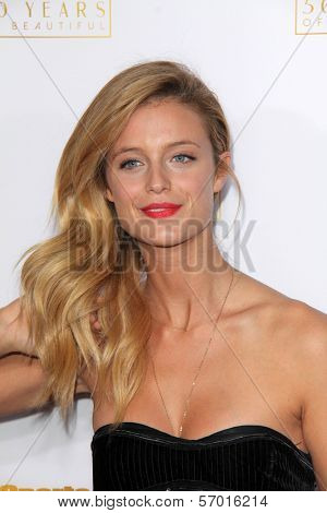 LOS ANGELES - JAN 14:  Kate Bock at the 50th Anniversary Of Sports Illustrated Swimsuit Issue at Dolby Theater on January 14, 2014 in Los Angeles, CA