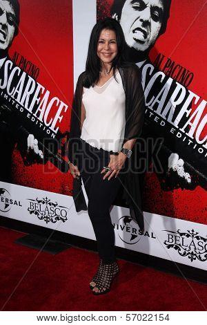 Maria Conchita Alonso at the