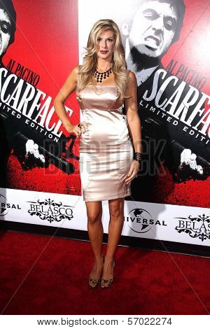 Alexis Bellino at the