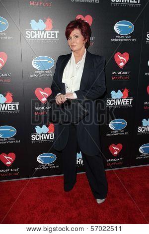Sharon Osbourne at the