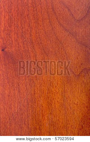 Laminate Cherry Wood Varnished