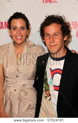 Ione Skye, Ben Lee at the