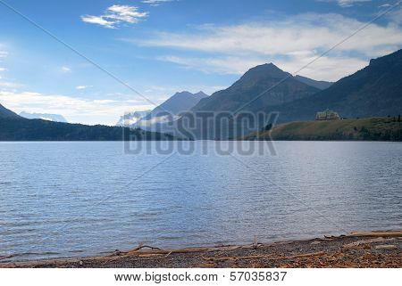 Waterton National Park In Canada