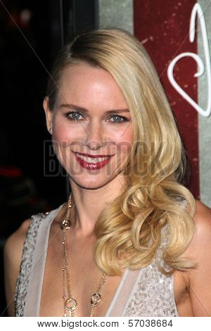 Naomi Watts at the AFI Fest 2011 Opening Night Gala Premiere of