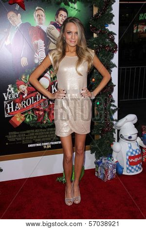 Melissa Ordway at the