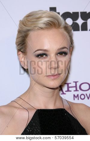 Carey Mulligan at the 15th Annual Hollywood Film Awards Gala, Beverly Hilton Hotel, Beverly Hills, CA 10-24-11