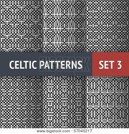 Celtic Patterns Set