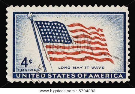 US Flag 1957