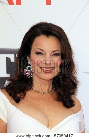 Fran Drescher at AFI's 39th Annual Achievement Award Honoring Morgan Freeman, Sony Pictures Studios, Culver City, CA. 06-09-11