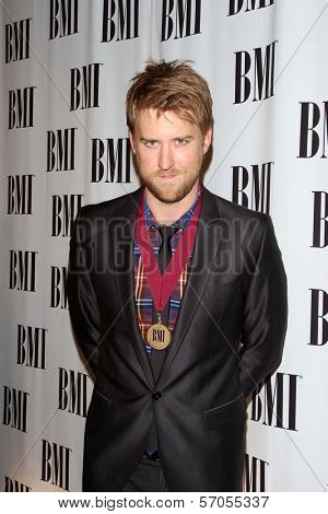 Charles Kelley at the BMI Pop Music Awards, Beverly Wilshire Four Seasons Hotel, Beverly Hills, CA. 05-17-11