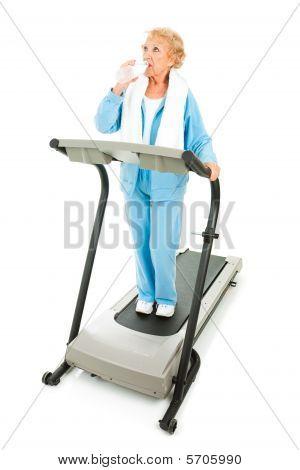 Senior Fitness - Hydration