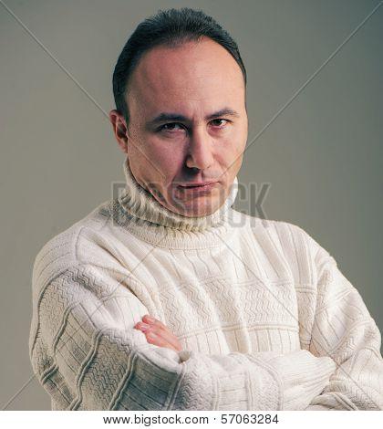 Portrait Of A Boss