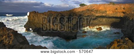 Panoramic Scene