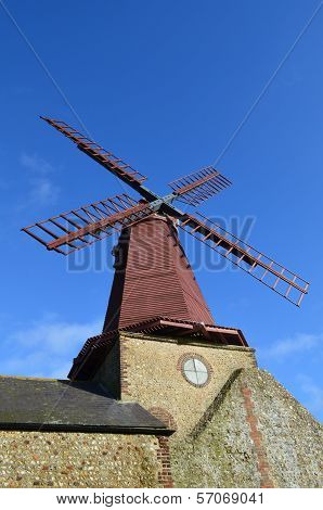 English Smock Mill