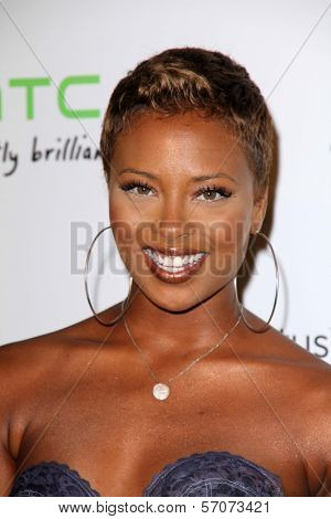 Eva Marcelle at the HTC Status Social, Paramount Studios, Hollywood, CA. 07-19-11