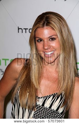 Kate Mansi at the HTC Status Social, Paramount Studios, Hollywood, CA. 07-19-11
