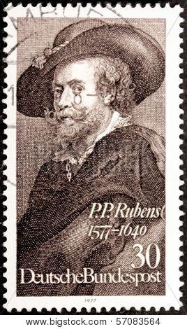 Rubens Stamp