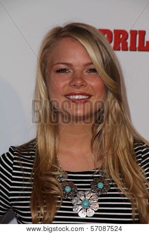 Kelli Goss at the