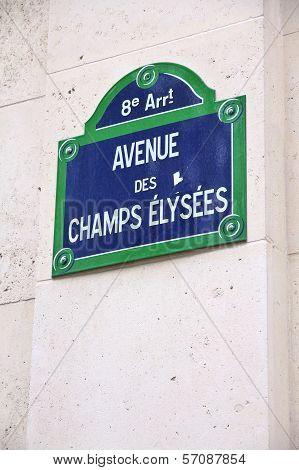 Paris Avenue